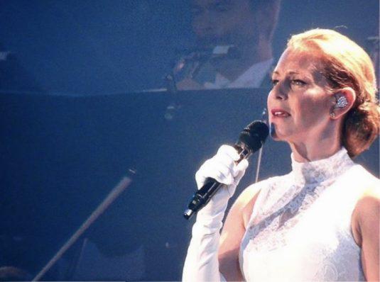 Helen Sjöholm I love musicals på Ullevi