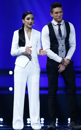 Danny Saucedo Melodifestivalen 2013