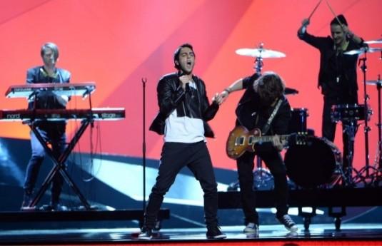 Darin Eurovision 2013