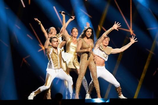Samra Rahimli Eurovision