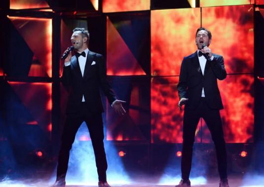 Peter Jöback Melodifestivalen 2016