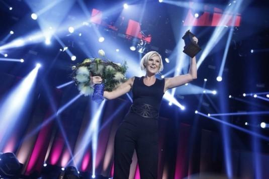 Sanna Nielsen Melodifestivalen 2014