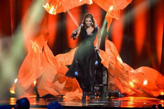 Mahan Moin Melodifestivalen 2014